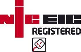 Does an electrician need to be NICEIC registered?